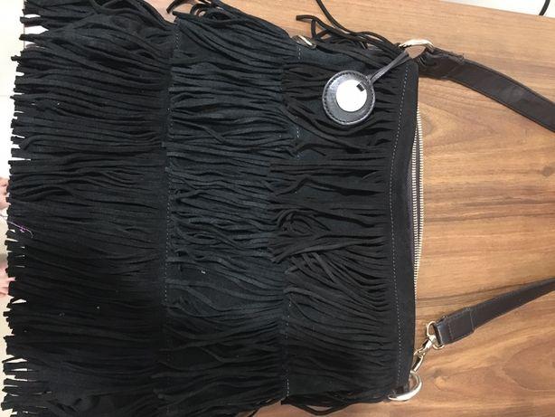 Vând geanta Tosca Blu ( originala), piele naturală!