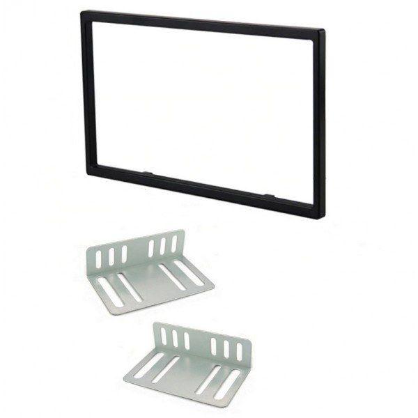Универсална рамка с планки за двоен дин мултимедия за кола double din гр. Пловдив - image 1