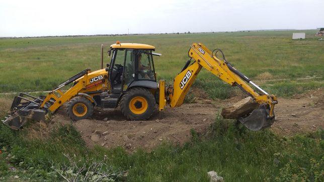 buldoexcavator inchiriere