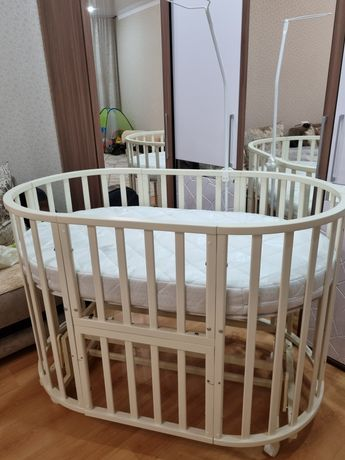 Продам детскую кровать 9 в 1