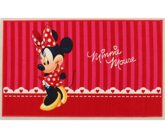 Covor Minnie Mouse 80x140