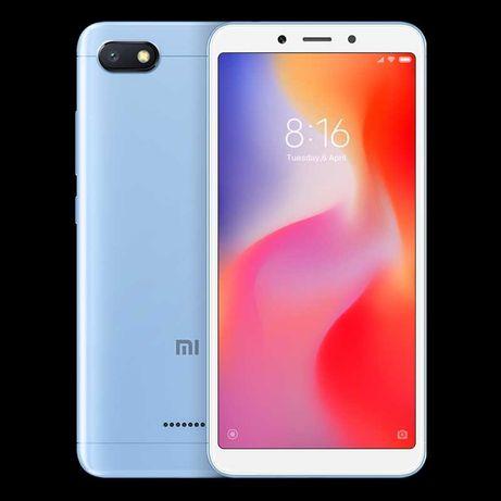 Xiaomi Redmi 6A, 16 ГБ Смартфон