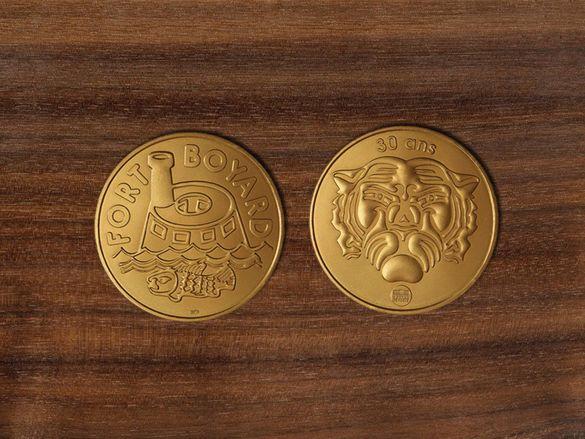 Юбилейна монета Форт Бояр