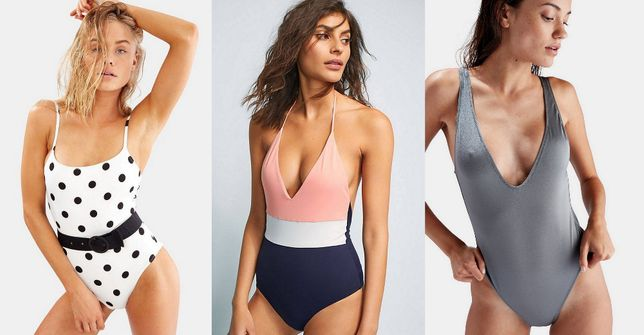 NOU! Costum de baie Solid & Striped, Seafolly, Sports Illustrated etc