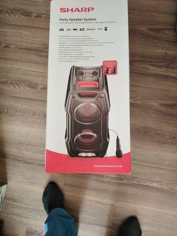 Sharp speaker party sistem
