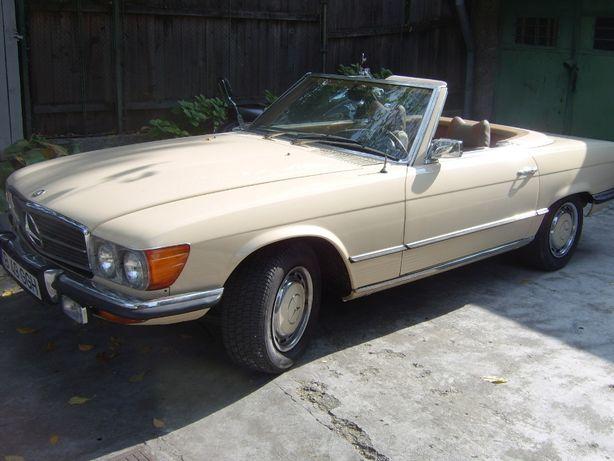 Vand Mercedes -1972-Vehicul de Epoca