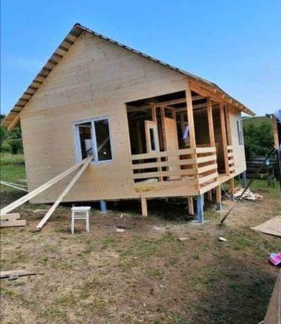 Vând și construiesc case tip modulare (containere)