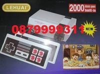 ТВ игра конзола с 2000 игри Нинтендо Сега Супер марио видеоигра