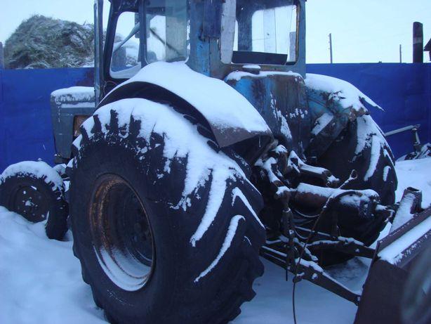 трактор мтз 50 на ходу