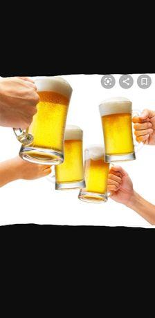 Доставка по городу пив и напитки