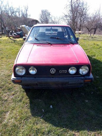 VW golf 2 1.3 Бензин