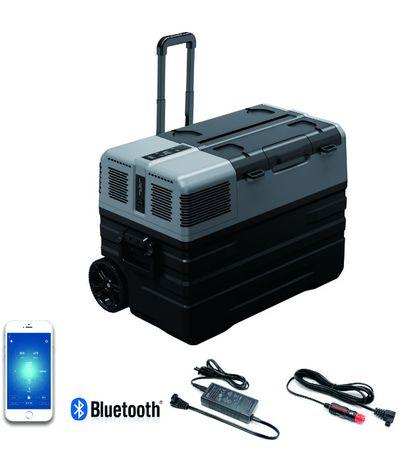 Нов Хладилник + фризер за кола камион 42л с компресор Alpicool LG