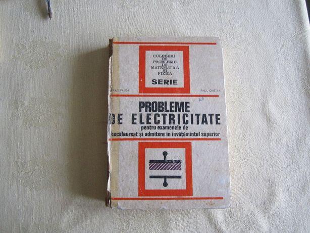 Probleme de electricitate M. Preda si P. Cristea