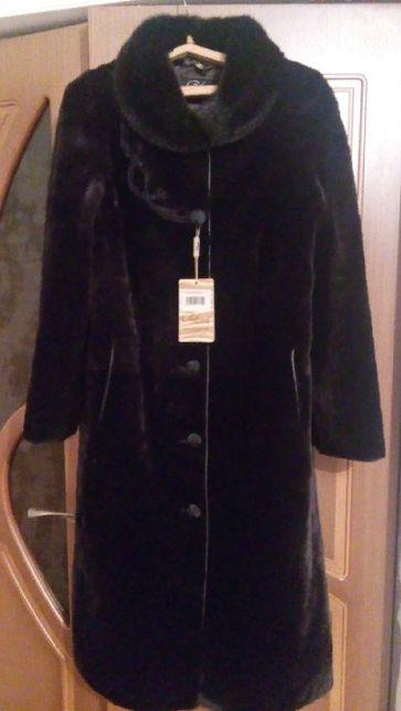 Продам пальто мутоновая норка шуба