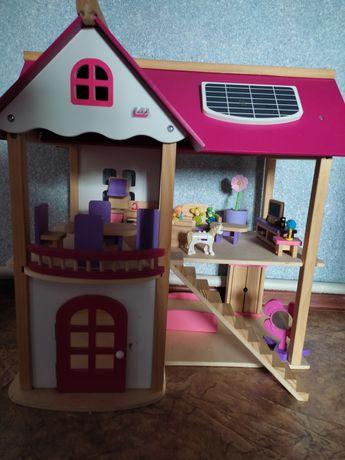 Продам новый  игрушечный домик