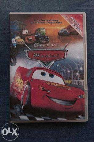 Cars - Masini - DVD desene animate - Dublat limba Romana