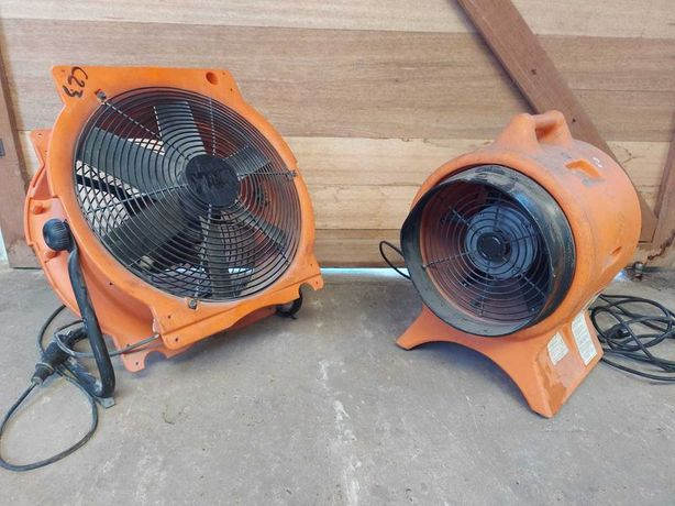 Inchiriez:  ventilatoare industriale
