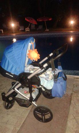 продавам детска количка