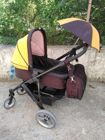 Бебешка количка Abc design Mamba