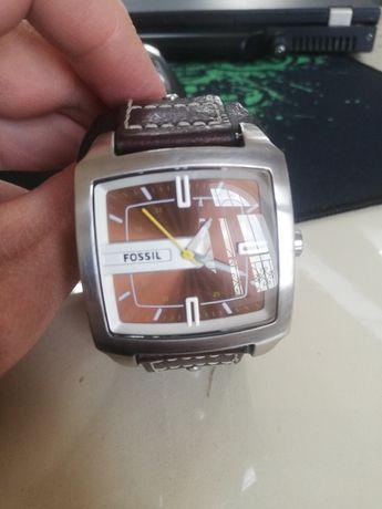 Мужские, оригинальные часы Fossil Jr9990