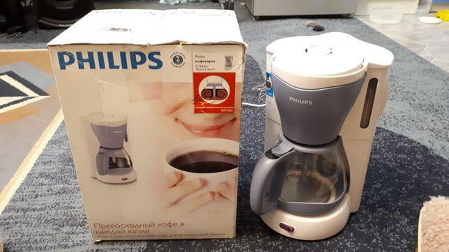 Продам кофеварку Philips HD 7562