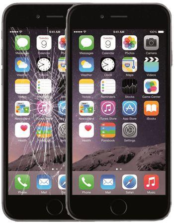 Смяна на батерия/дисплей за Iphone 5S/SE/6/6+/6S/6S+/7/7+/8/8+/X