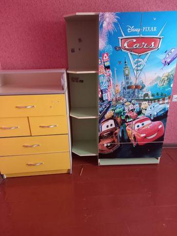 Мебель продам б/у детская