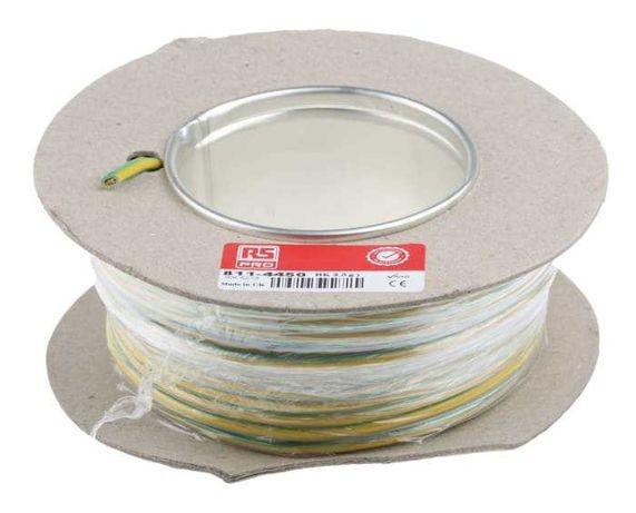 Трехстандартный кабель, Медь, 2,5 мм², 1 кВ