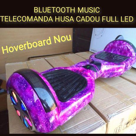 Hoverboard Nou circle light
