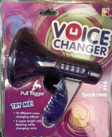 Portavoce schimba vocea, megafon, amplificator voce