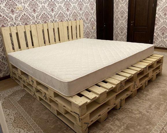 Продам самую огромную и удобную кровать, ортопедический матрац (комфор