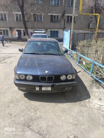 BMW 525 e34 седан