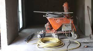 Tencuiala mecanizata + sapa mecanizata + glet mecanizat