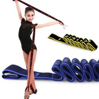 Ленточный эспандер для (гимнастики) резина для растяжки