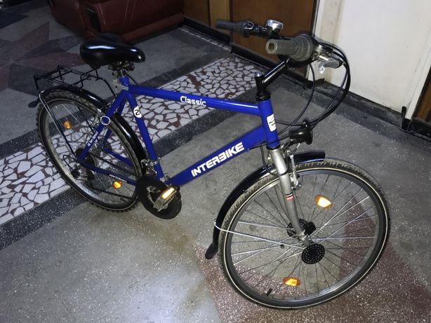 "Bicicleta MTB Interbike cu Roti de 26"" Echipare Shimano"