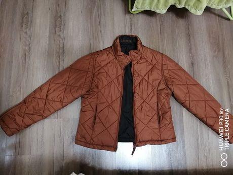 Двухсторонняя куртка на осень