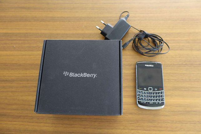 Blackberry Bold Touch 9700