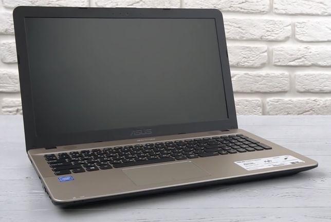 ℹНовый Мощный ноутбук•ASUS Vivоbооk Max•512 гб•15.6 дюйм/GoId !edit
