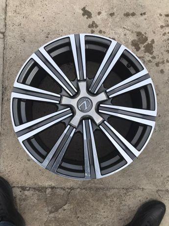 2 диска на Lexus 570
