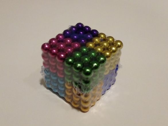 Магнитни топчета Mag cube 216бр.