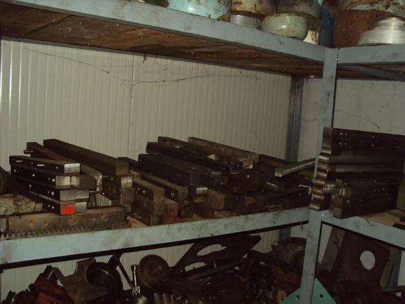 Резервни части за металообработващи машини