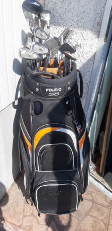 Комплекти стикове за голф обувки панталони топчета и всичко за голфа