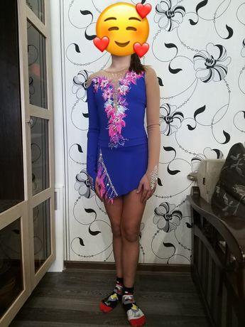 Платье для выступления( фигурное катание)