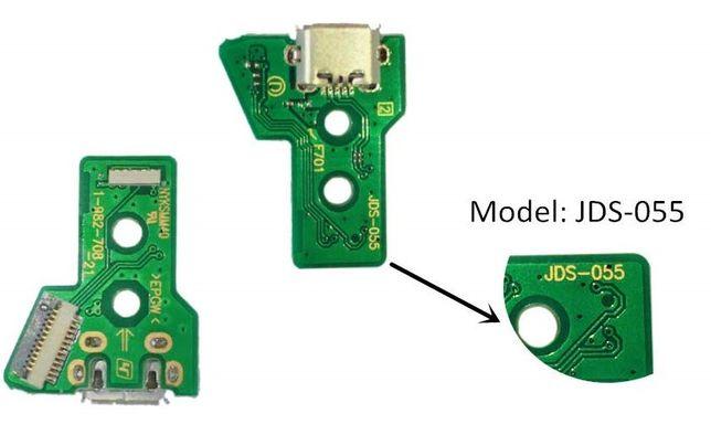 Модуль зарядки для dualshock 4 v2 JDS-050 (JDS-055)