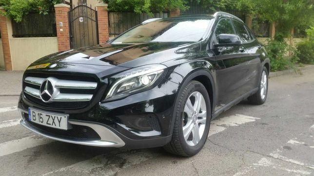 Mercedes-Benz GLA 220 4matic 177CP