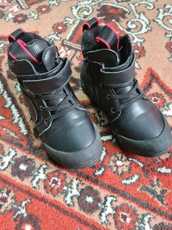 Осенние ботинки на мальчика