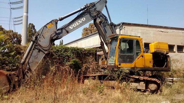 Dezmembrez Excavator Volvo EC240
