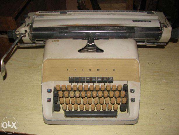 Masina de scris Triumph Matura 50