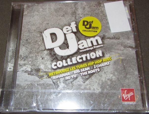 CD original sigilat DefJam Colection selectii
