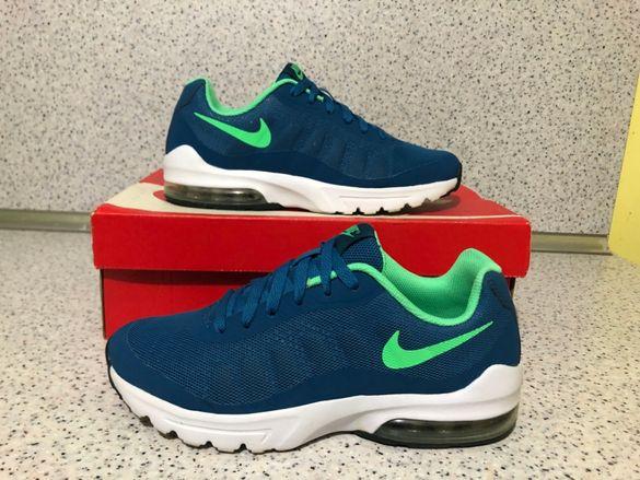 ОРИГИНАЛНИ *** Nike Air Max Invigor / Blue Green White